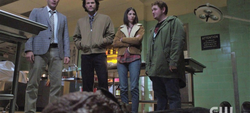A Supernatural Joy Ride with 'MintCondition'