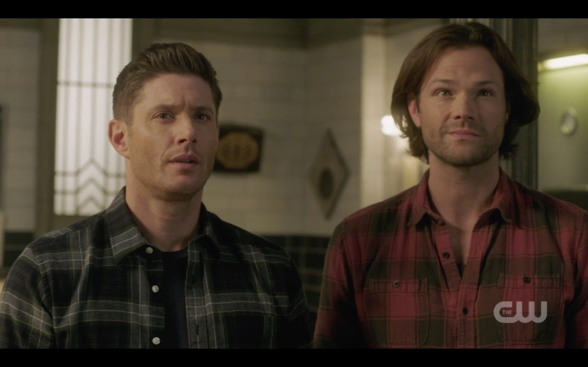 What The Hell Did He See In Dean's Head? Supernatural 14.05 NightmareLogic