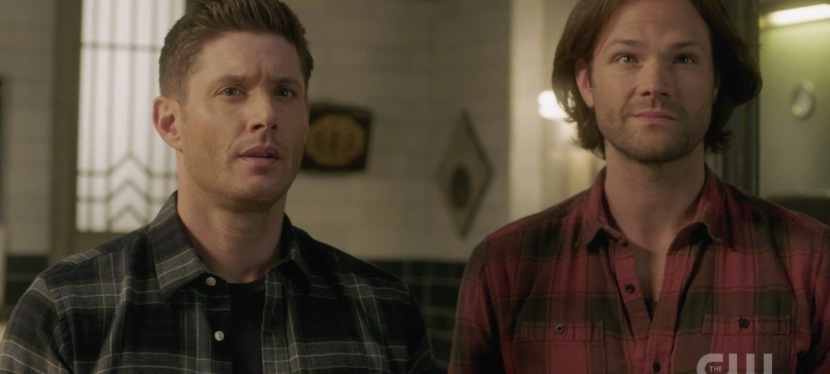 What The Hell Did He See In Dean's Head? Supernatural 14.05 Nightmare Logic