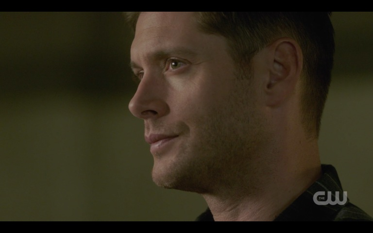 Dean winchester scared at what djinn found in his head spn 1405