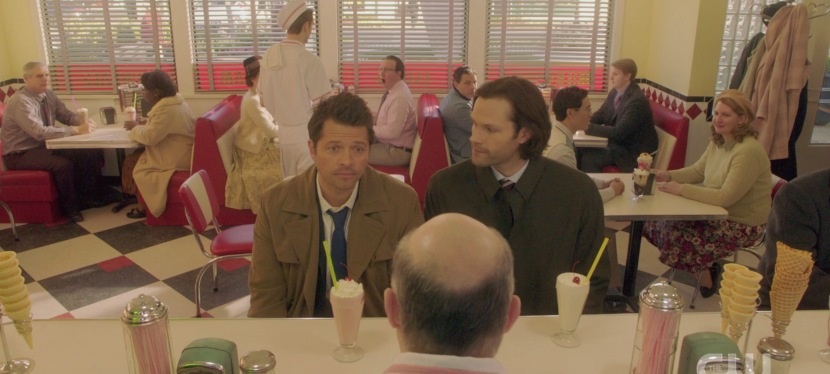 Supernatural Brings Some Laughs with 'Peace of Mind'