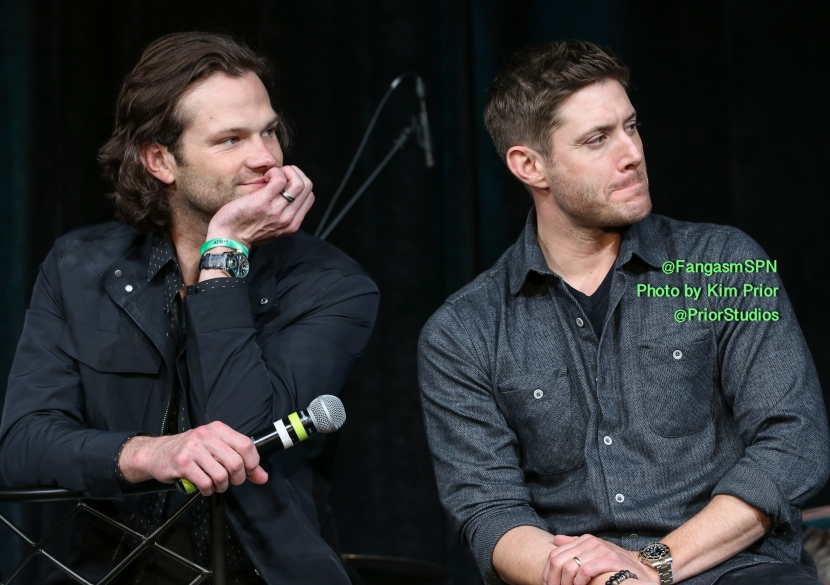 "Sunday at Supernatural Nashville – The Last Con ""Before We Knew"""