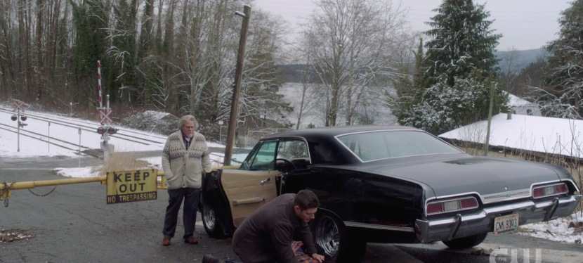 Winchesters Caught In The Mousetrap – Supernatural 'GameNight'