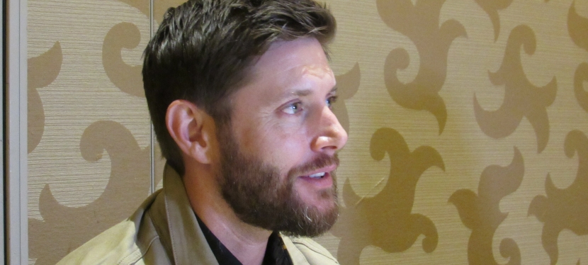 Supernatural at Comic Con: Press Room Interview Videos