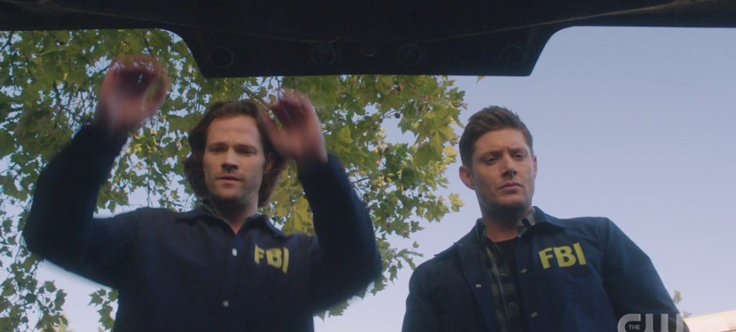Nineteen More To Go…. Supernatural's Season 15 Premiere!
