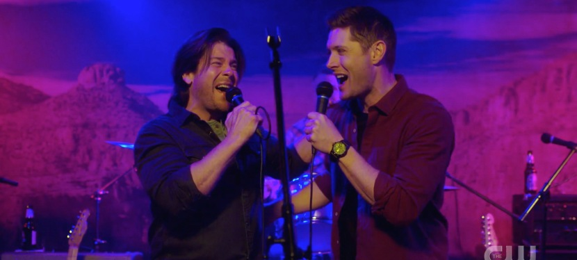 Last Call! Supernatural Lines Up for The Last Mid SeasonFinale