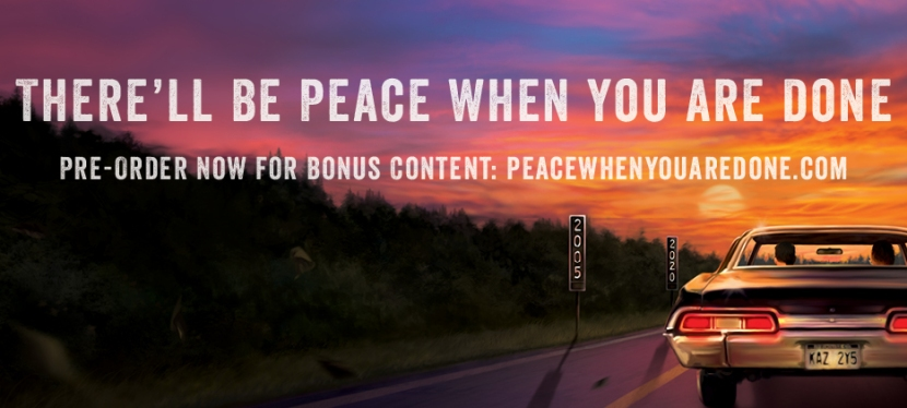 There'll Be Peace When You Are Done – Thanks To All Our Incredible Contributors!
