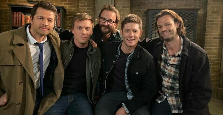 Missing Supernatural