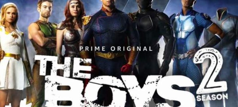 """The Boys"" Comic Con Scoop on Season 2 – and A Season 3 Renewal"