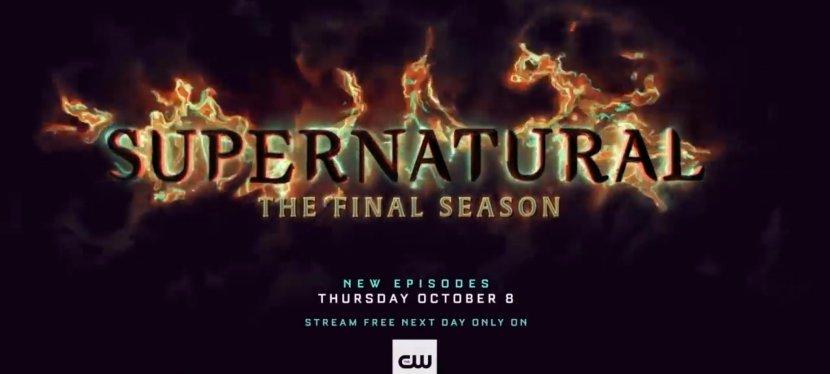 We're SuperNotOkay – Supernatural Begins Filming Its LastEpisode!