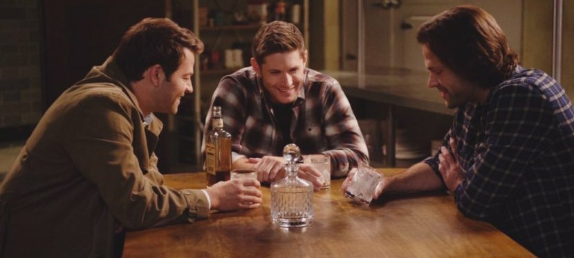 As Supernatural Films Its Last DayEver…